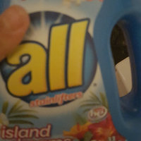 all® Island Dreams Laundry Detergent 50 fl. oz. Jug uploaded by Abigail G.