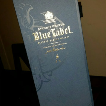 Photo of Johnnie Walker Blue Label Blended Scotch Whiskey uploaded by Judith R.