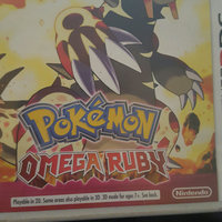 Pokémon: Omega Ruby (Nintendo 3DS) uploaded by Abigail G.