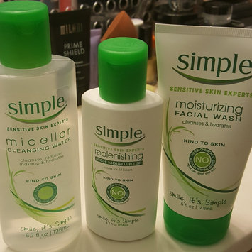 Simple Skincare  uploaded by Tammy W.
