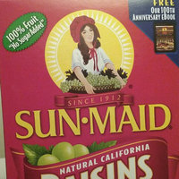 Sun-Maid Natural California Raisins uploaded by Arlette P.