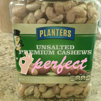 Planters Unsalted Premium Cashews Canister uploaded by Arlette P.