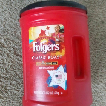 Photo of Folgers Coffee Classic Roast uploaded by amanda h.