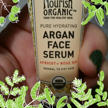 Nourish Organic Argan Face Serum Apricot + Rosehip uploaded by Nicki S.