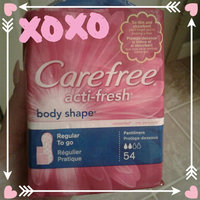 Carefree® Acti-Fresh® uploaded by Tiffany T.