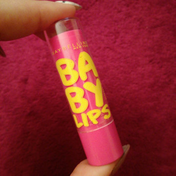 Maybelline Baby Lips® Moisturizing Lip Balm uploaded by Ilinca P.