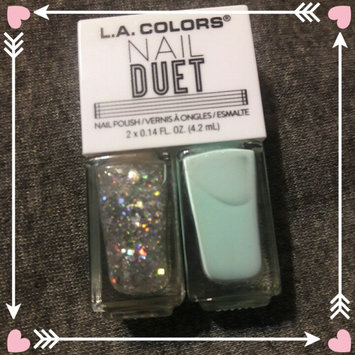 L.A. Colors Nail Duet uploaded by Alyssa T.