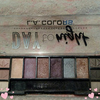 LA Colors Day To Night Eyeshadow Palette, Dawn, 12 Ct uploaded by Rachel R.