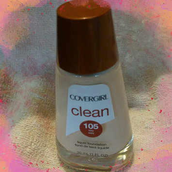 COVERGIRL Clean Normal Liquid Makeup uploaded by Rachel R.