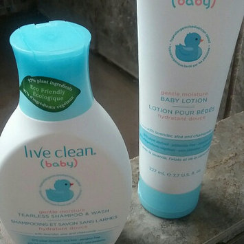 Photo of Live Clean Baby - Tearless Shampoo & Wash uploaded by Trish S.