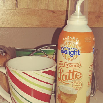 International Delight One Touch Latte Caramel uploaded by Lakesha G.