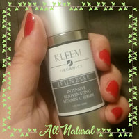 Kleem Organics 20% Pure Vitamin C + E Hyaluronic Acid Serum for Face Rejuvenation uploaded by April S.