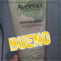 Aveeno® Positively Ageless® Firming Body Lotion uploaded by Clair B.