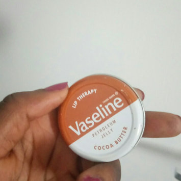 Vaseline® Lip Therapy® Cocoa Butter Lips Lip Balm Tin uploaded by Nana B.
