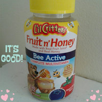 L'il Critters Fruit'n Honey Complete Multivitamin - 120ct uploaded by Ana C.