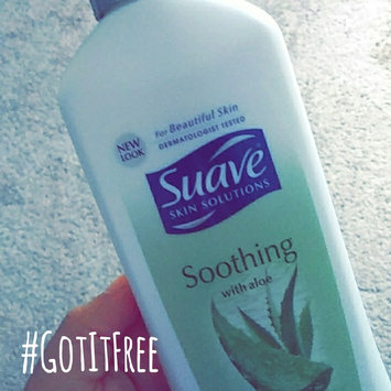 Suave® Soothing with Aloe Body Lotion uploaded by Diana S.