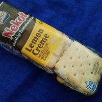 Lance® Nekot® Lemon Creme Cookie Sandwiches uploaded by Christina B.
