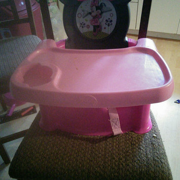 The First Years Disney Minnie Mouse Feeding Booster Seat uploaded by Leslie h.
