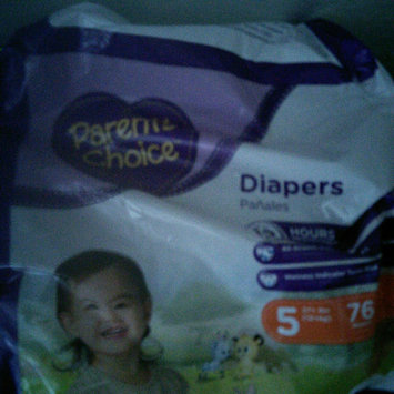 Parents Choice Parent's Choice Diapers, Jr Club Box, (Choose Your Size) uploaded by Leslie V.