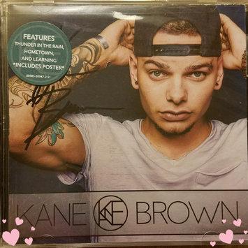 Kane Brown - Cd uploaded by Jennifer M.
