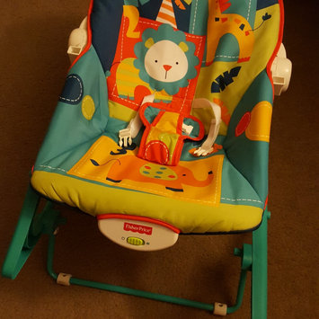 FISHER PRICE Fisher-Price Infant-to-Toddler Rocker, Elephant Friends uploaded by katrina m.