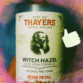 Thayers Alcohol-Free Rose Petal Witch Hazel Toner uploaded by Tracy T.