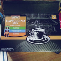 Daily Chef Cappuccino Single Serve Coffee Variety Pack (72 K-Cups) uploaded by Madison L.