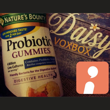 Nature's Bounty® Probiotc Fruit Gummies uploaded by camille s.