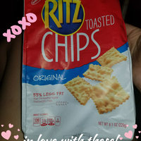 Nabisco RITZ Toasted Chips Original uploaded by Brittany H.