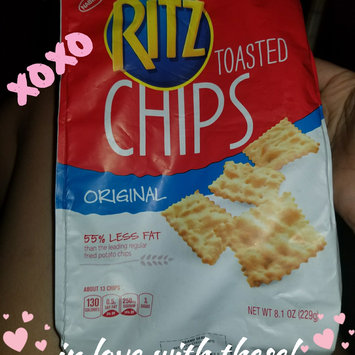 Photo of Nabisco RITZ Toasted Chips Original uploaded by Brittany H.