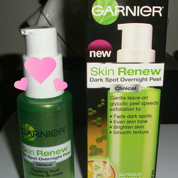 Photo of Garnier Skinactive Clearly Brighter Overnight Leave-on Peel uploaded by Italo C.