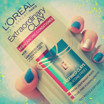 L'Oréal Extraordinary Clay Rebalancing Conditioner uploaded by Jessica B.