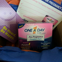 One A Day® Pre-Pregnancy Couple's Pack uploaded by Tristan D.