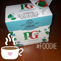 PG Tips Refreshing Peppermint Herbal Infusion Pyramid Bags uploaded by S B.