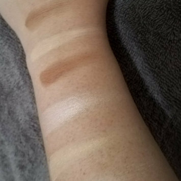Photo of L.A. COLORS I Heart Makeup Contour Palette uploaded by Anya O.
