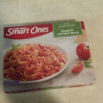 Photo of Weight Watchers Smart Ones Classic Favorites Spaghetti with Meat Sauce uploaded by tymesha w.