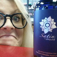 Satin by Sliquid Satin Lube Cube uploaded by Kathie W.