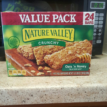 Photo of Nature Valley™ Oats 'n Honey Crunchy Granola Bars uploaded by Charlisa D.