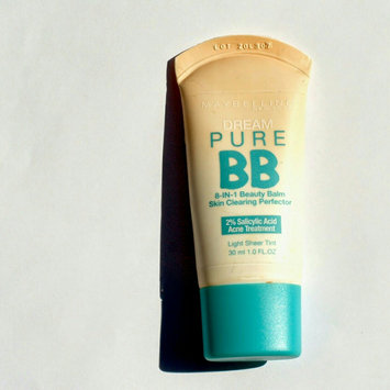 Maybelline Dream Pure BB Cream Skin Clearing Perfector uploaded by Karen Massiel J.