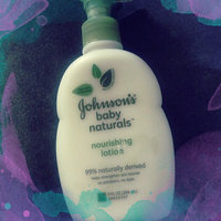 Johnson's® Natural Baby Lotion uploaded by Jayde F.