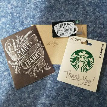 Starbucks uploaded by Ashley M.
