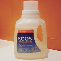 Earth Friendly Products Earth Friendly Ecos Magnolia/Lily All Natural Liquid Laundry Detergent uploaded by Dianne H.