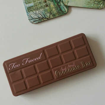 Too Faced Semi Sweet Chocolate Bar uploaded by Serra B.