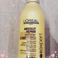 L'Oréal Paris Serie Expert Absolut Repair Cellular Leave In Unisex Conditioner uploaded by Kylie S.