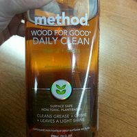 method almond scented wood floor cleaner refill uploaded by Christina E.