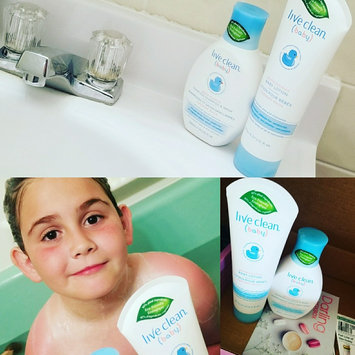 Live Clean® Baby Gentle Moisture Tearless Shampoo & Wash uploaded by Sayde F.
