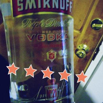 Photo of Smirnoff Triple Distilled Vodka uploaded by Monica G.