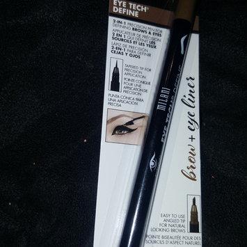 Photo of Milani Eye Tech Define 2-In-1 Brow + Eyeliner Felt Tip Pen uploaded by Marcia G.