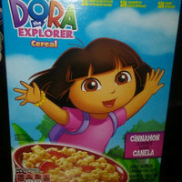 Dora the Explorer™ Cereal 18 oz. Box uploaded by Christy M.