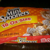 Malt-O-Meal® Frosted Mini Spooners® Cereal 18 oz. ZIP-PAK® uploaded by Christy M.